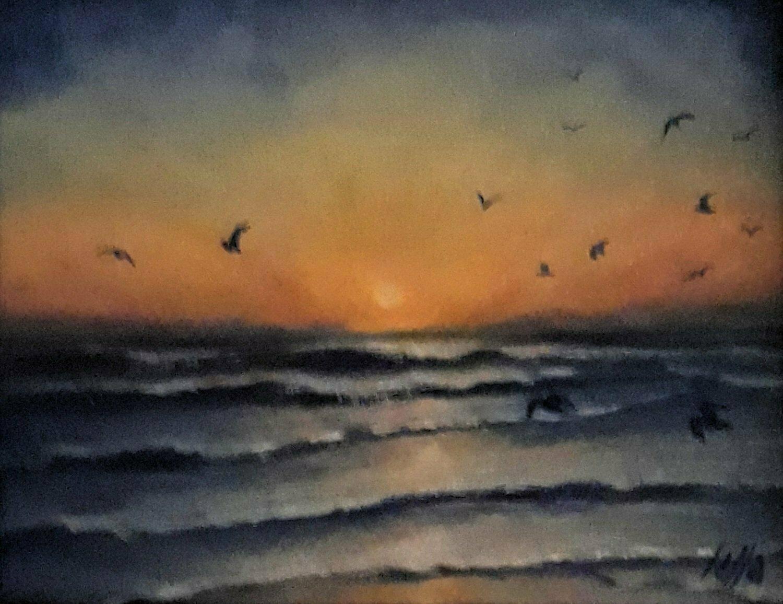 Moonlit Surf - CRL011