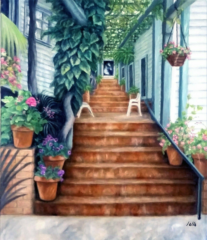 Steps to Imagination Print - CRL026