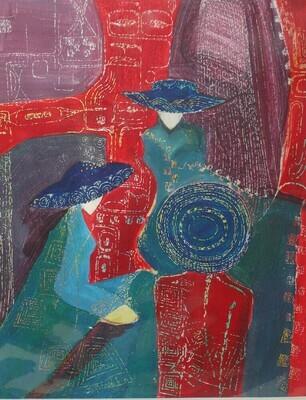 Three Women - EB043