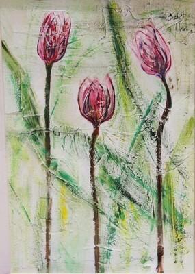 Original The Flowers - EB018