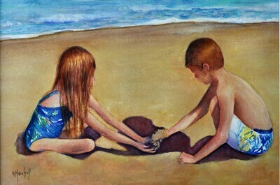 Sharing Sand - CSM007