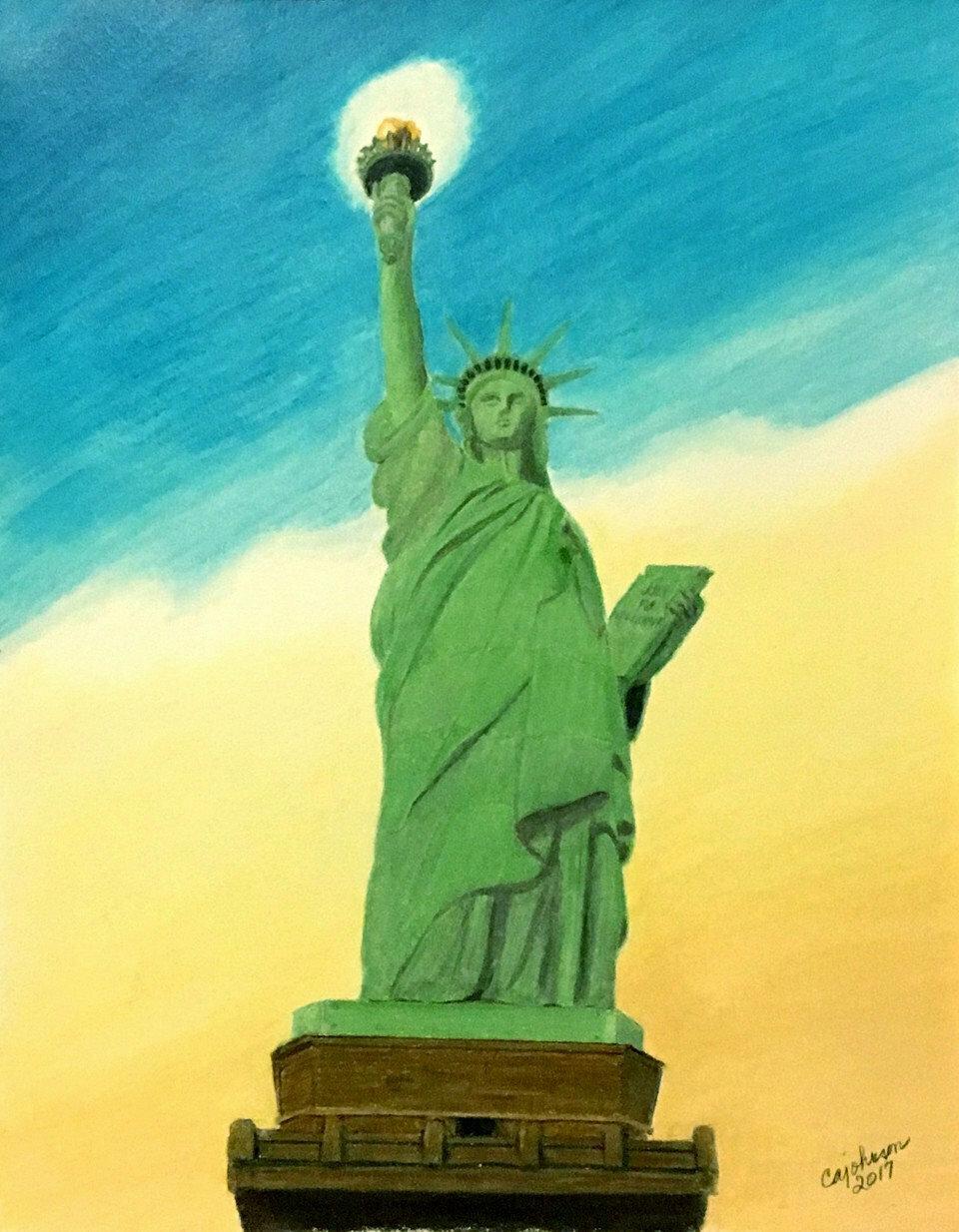Lady Liberty - CAJ009