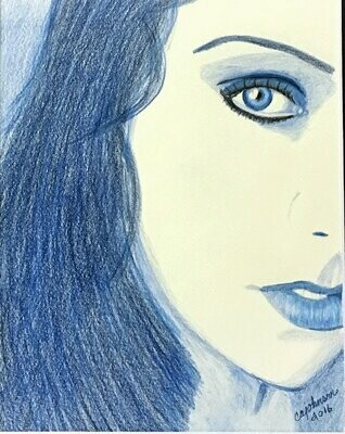 Blue Eyes - CAJ025