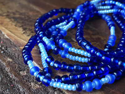This Week's #waistbeadsWednesday Offering Is: #reAffirm