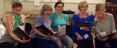 Veritable Voice Vocal Workshops 5 Sessions