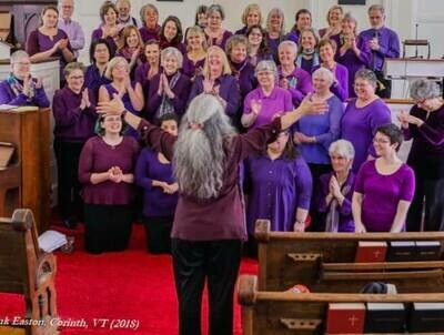 Join Two Rivers Choir Sunday Session: Sr, Fam, Buddy Discount.