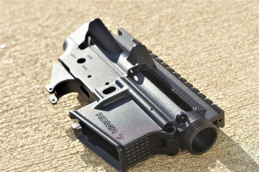 AR 15 Matched Receiver Set