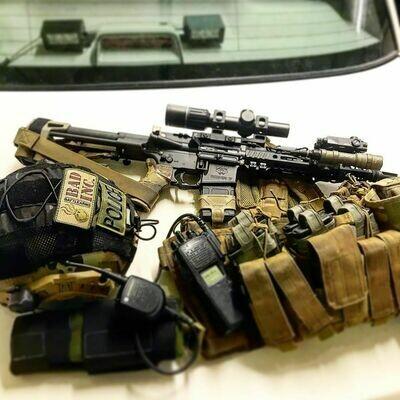 AR 15 PISTOL MATCH GRADE - 10.3
