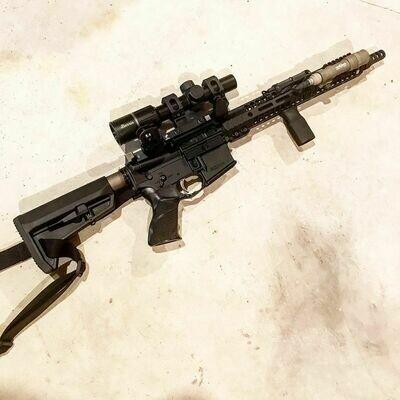 AR15 RIFLE MATCH GRADE - 14.5