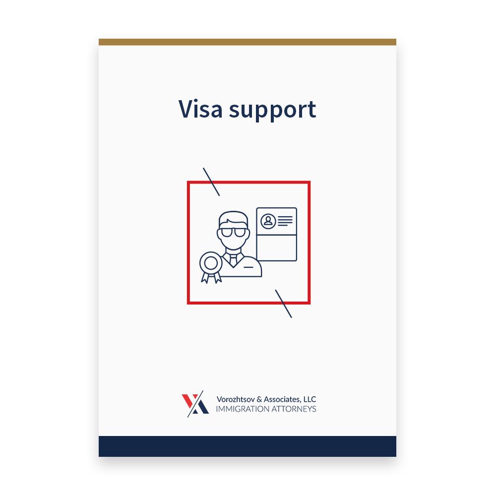 Visa support S5