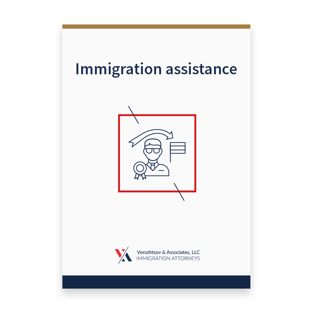 Immigration assistance S3