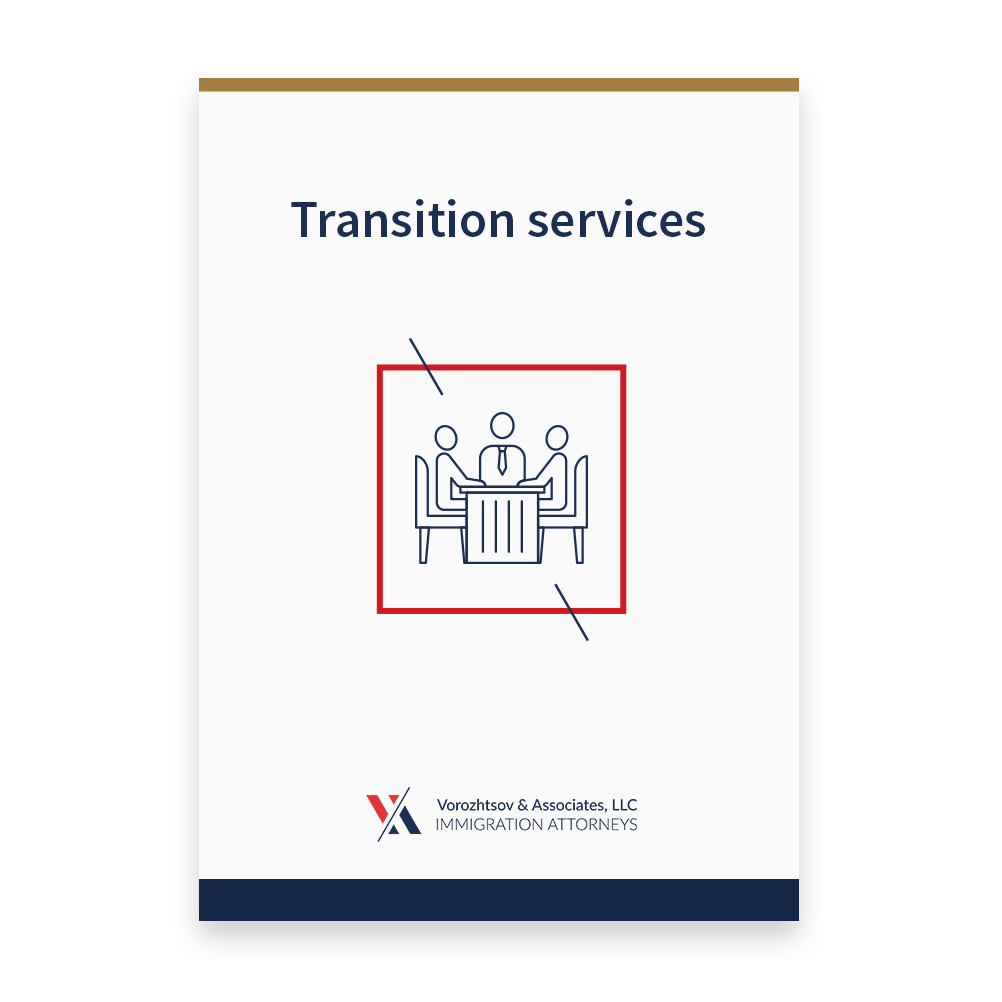 Transition services S7