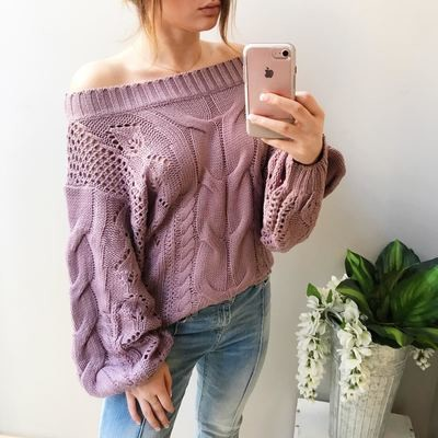 Laura Slouch Sweater