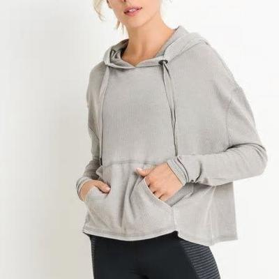 Aila Thermal Hoodie Sweatshirt