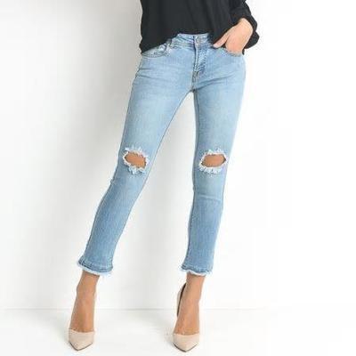 Cest Light Straight Leg Jean