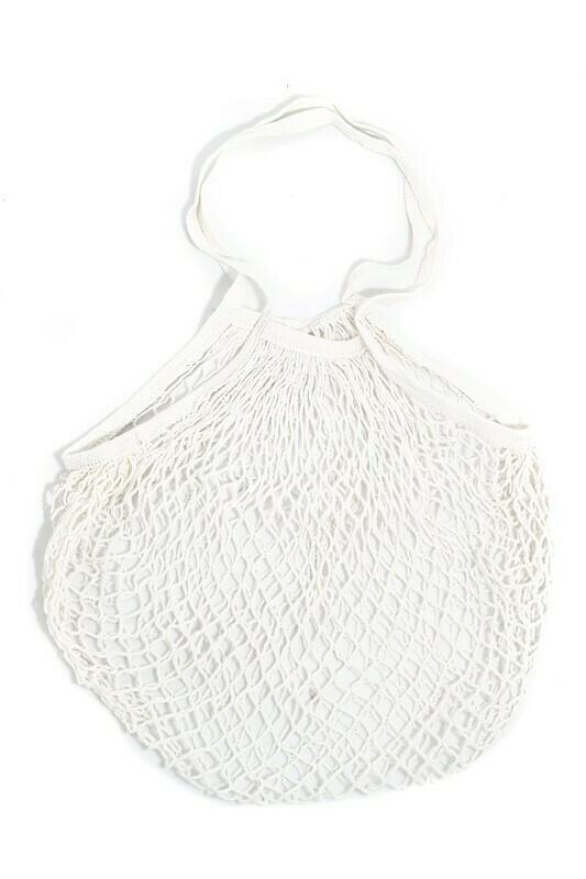Vibrant Fish Net Tote Bag
