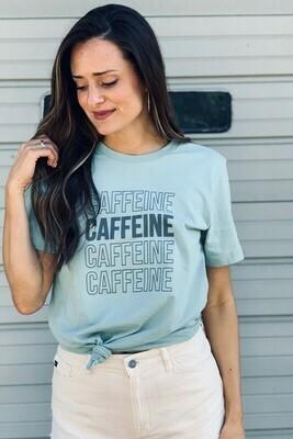 Caffeine Comfy Tee