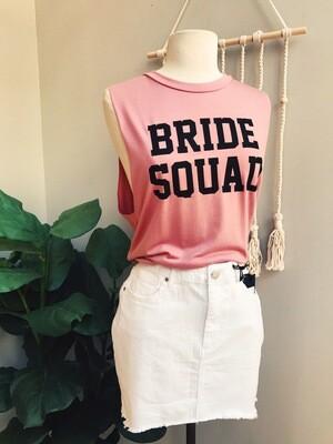 Bride Squad Cozy Tank