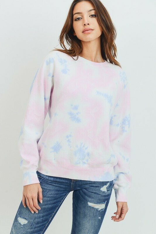 Cotton Candy Cloud Sweatshirt