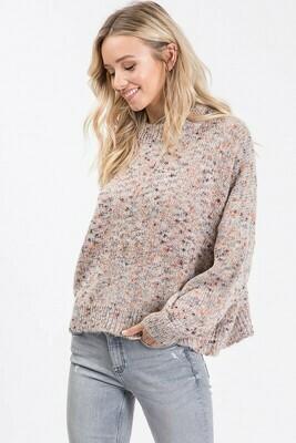 Casey Multi Color Sweater