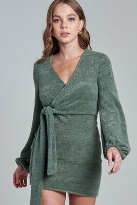 Keely Wrap Around Dress