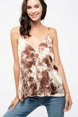 Printed Woven Camisole