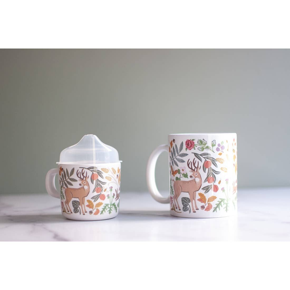Momma and Me Cup Set