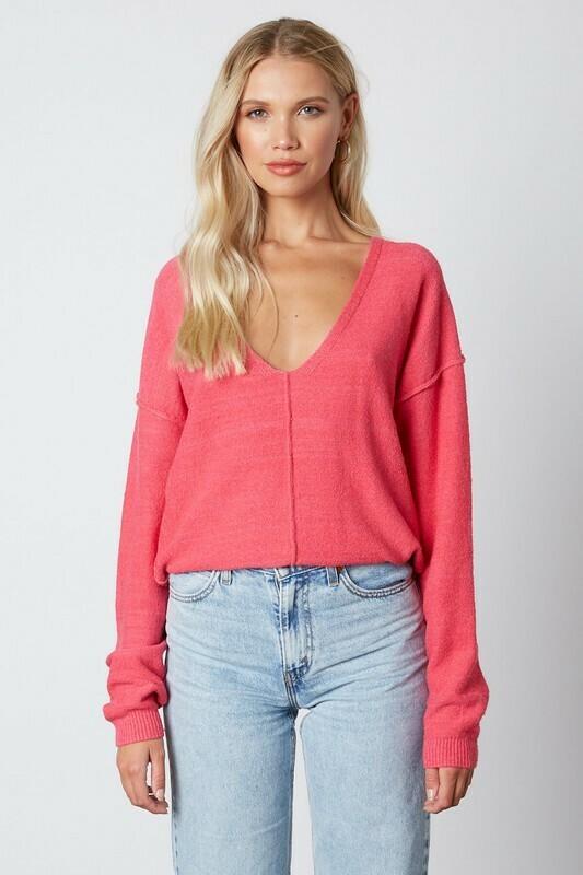 Harley V Neck Sweater