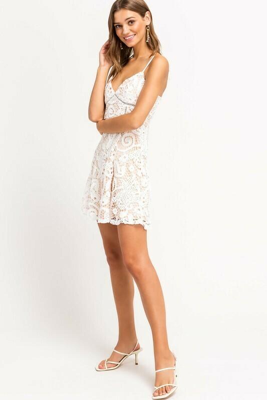 Lace Cami Dress