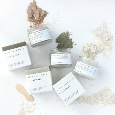 Fossil Clay Mask