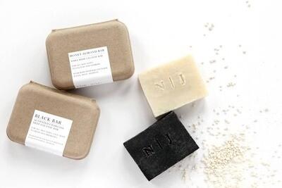 White Soap Bar
