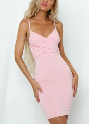 Taylor Bodycon Mini Dress