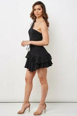 Nicki One Shoulder Dress