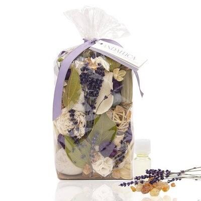 Amber Lavender Potpourri