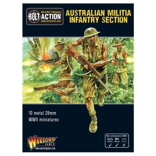 Australian Militia