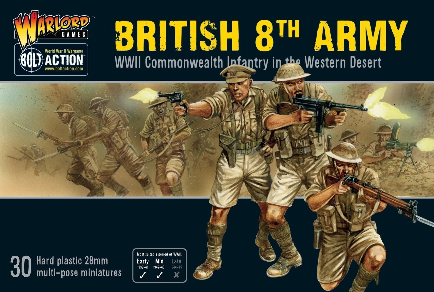 British 8th Army