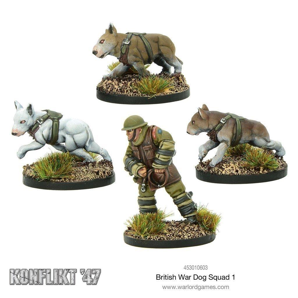 British War Dog 1