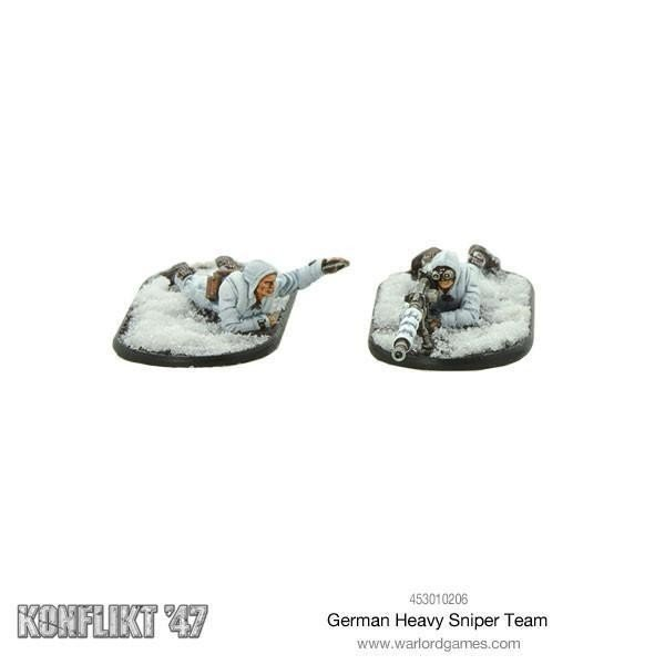 German Heavy Sniper Team