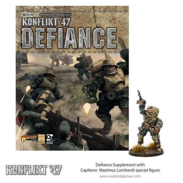 Konflikt `47 Defiance