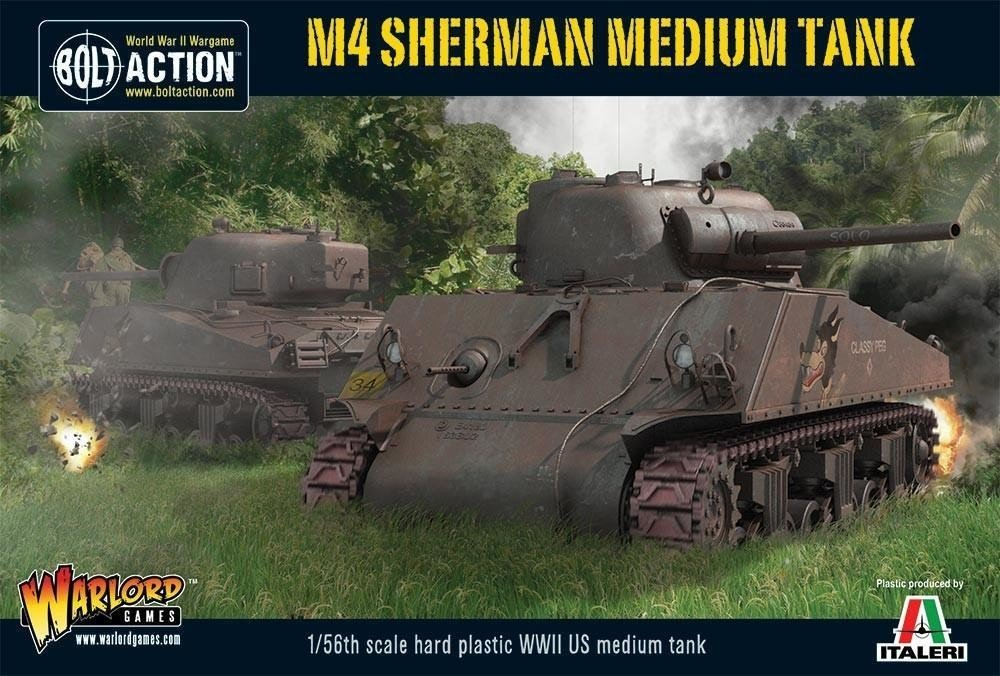 US M4 Sherman