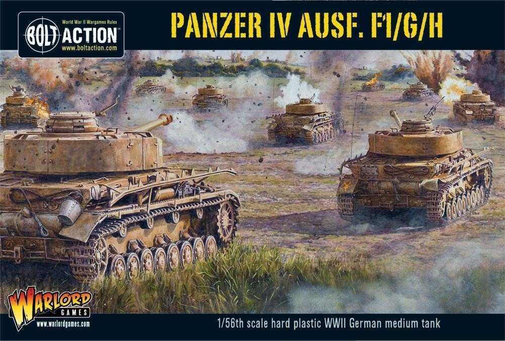 German Panzer IV AUSF