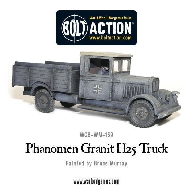 Phanomen Granit H25 Truck