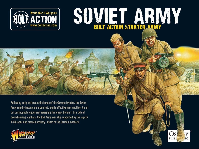 Soviet Army Starter