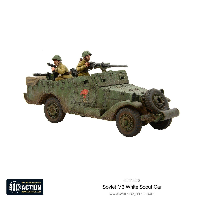 Soviet M3 White Scout