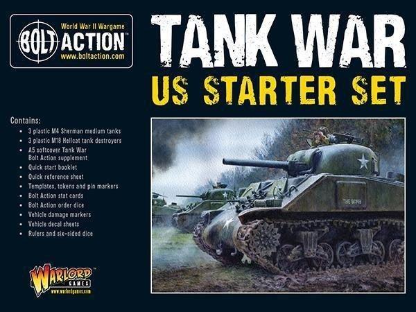 Tank War Us Starter