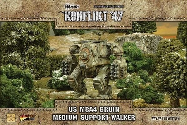 US M8A4 Bruin Medium Support Walker