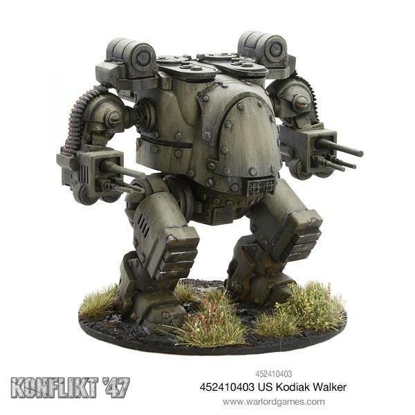 US Kodiak Close Assault Walker