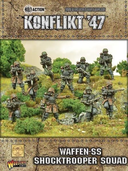 Waffen-SS Shocktrooper