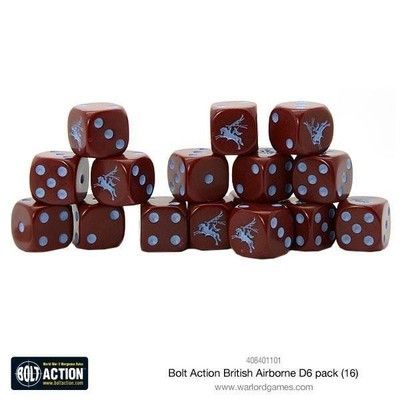 Bolt Action British Airborne D6 Pack