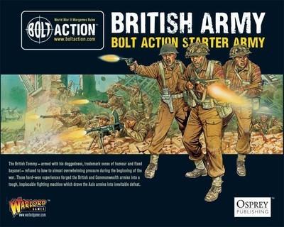 British Army starter